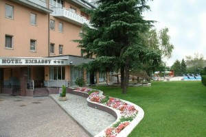 Hotel Embassy | Hotel vicino a Rho