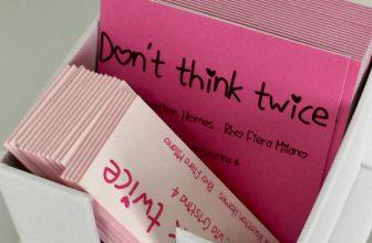 Don't Think Twice | Casa a Rho Fiera